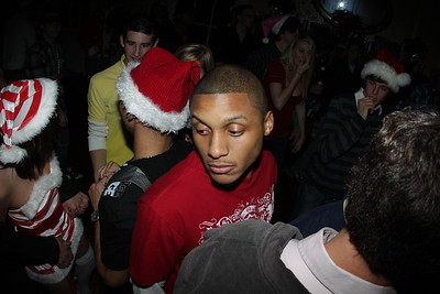 Sexy Xmas Party | the Mansion | 121909