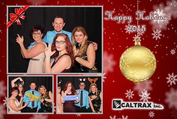 Caltrax Inc Holiday Party 2015