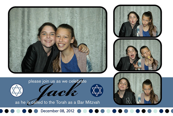 Jack's Barmitzvah