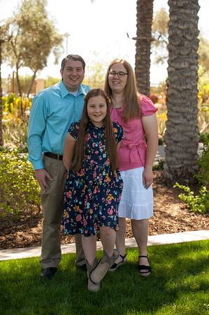 Merrill family 2019