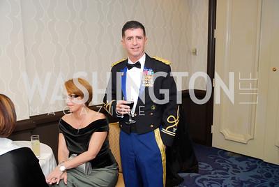 NIAF Gala VIP Reception 2011