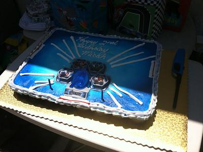Micah 2nd Birthday