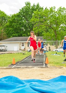 Long and Triple Jumps