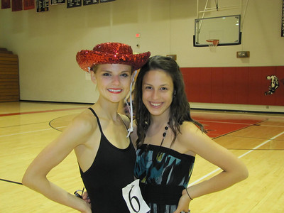 Officer Tryouts 2011-2012