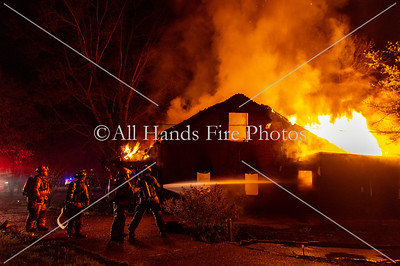 20190331 - Unincorporated Watertown - House Fire