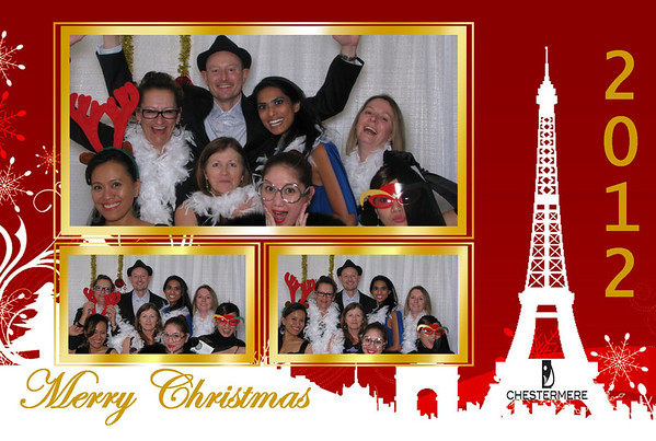 Chestermere Christmas Party 2012