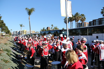 2015 Holiday Bowl Dec. 30, 2015 Parade & Game