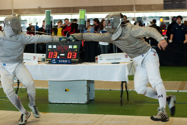 NCAA Fencing at Harvard