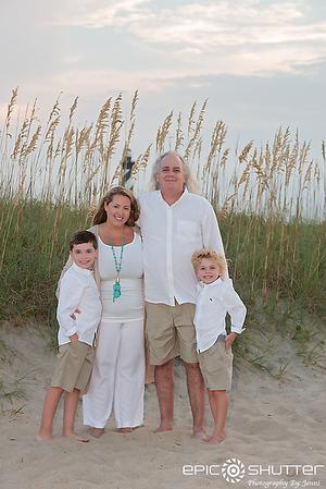 Fun Family Vacation, Buxton, Hatteras Island, North Carolina, Old Lighthouse Beach, Cape Hatteras National Seashore, Epic Shutter Photography