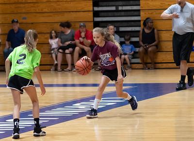 Basketball at Cabrini June 20th 2019