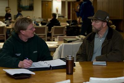 January 2008 Den Meetings