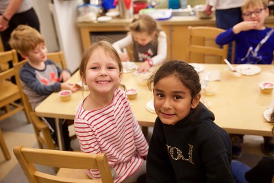 KJH Latke Making | Dec. 16 & Holiday Cookie Making I Dec. 19