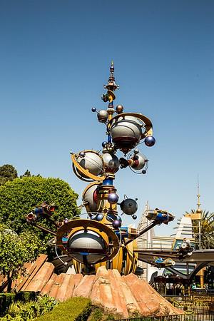 Disneyland September 2013