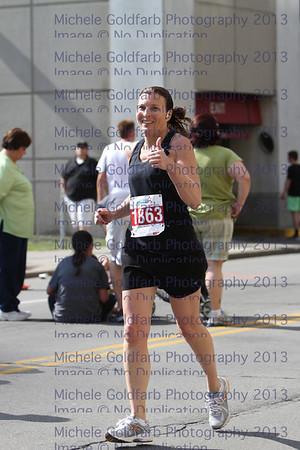 Half Marathon 716 Fitness Members Run
