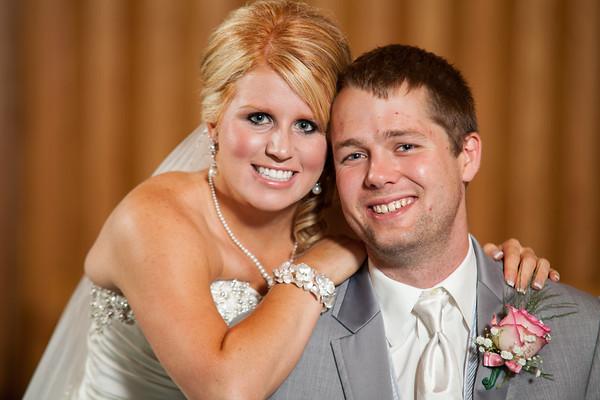 Lindsay and Josh