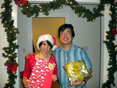 2009-12-24 Christmas Eve at Home