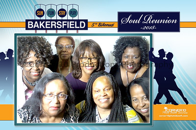 Bakersfield Soul Reunion - 2018