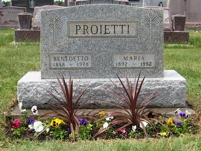 Garbarino Photos of Proietti Graves 2013