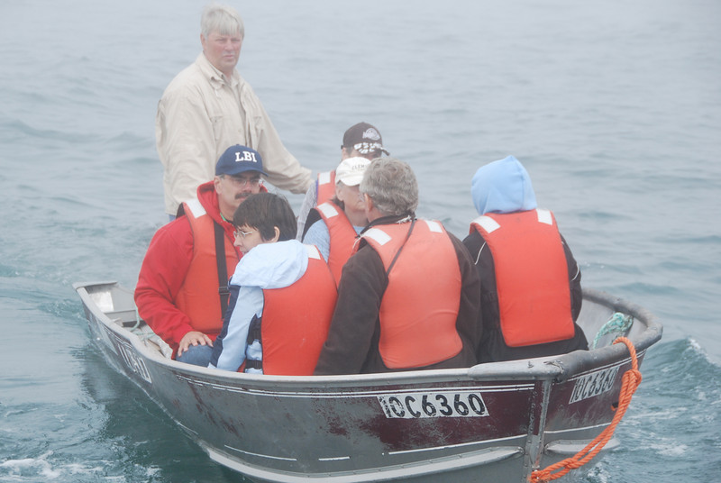 Machias Seal Island Trip - 123