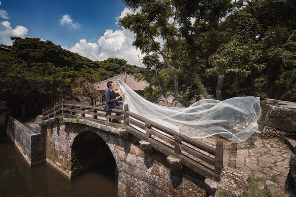 Pre-wedding-沖繩+台北-青青