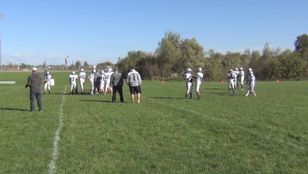 Eagan B V Lakeville S  Video   9th grade football