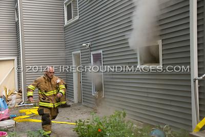 River Rd. Fire (Shelton, CT) 8/15/14