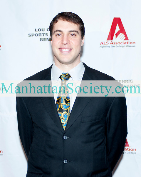 The ALS Association Greater New York Chapter's 16th Annual Lou Gehrig Sports Awards Benefit Honor New York Yankees First Baseman Mark Teixeira and Tennis Champion Pam Shriver