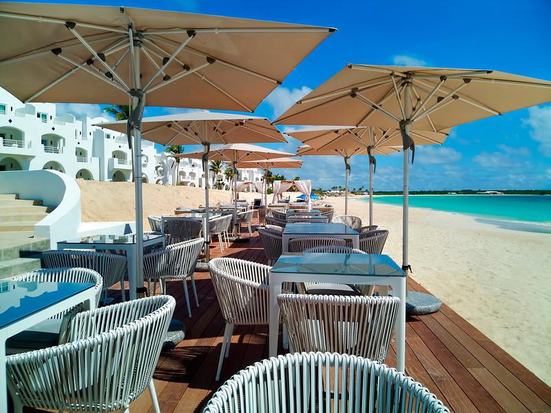 The Beach Bar & Grill, Cuisinart Golf Resort & Spa