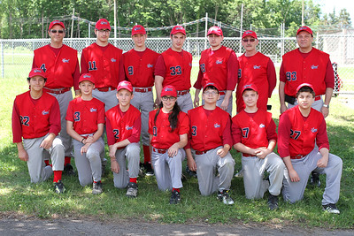 Bantam B Red Sox