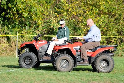Saydel Cross Country Varsity Meet 2011