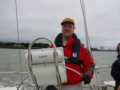 May 04: San Francisco Bay Sailing