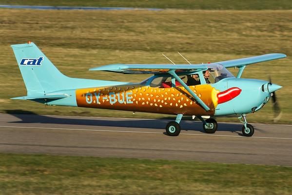 OY-BUE - Reims Cessna F172M Skyhawk