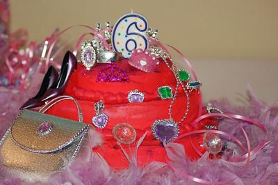 Emma Sanders' 6th Birthday