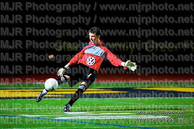 Soccer, Boys H.S. V, St Anthonys Goalie VS Chaminade - 10.25.12