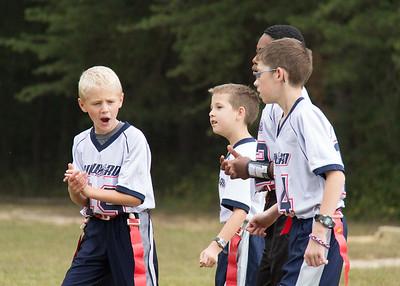 Flag Football 2013 Season