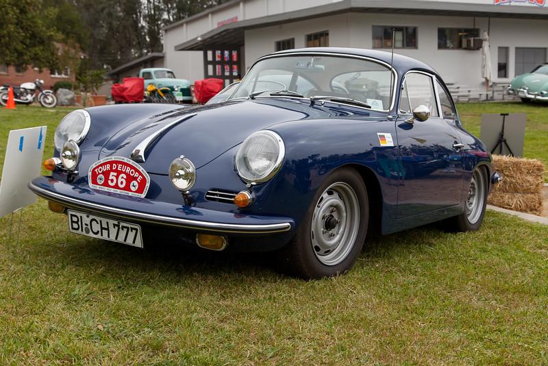 Michael & Christine Allen's Porsche 356