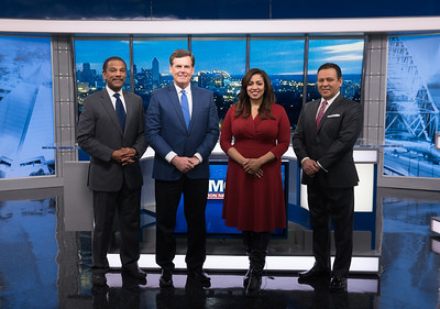 WMC Action News 5 New News Set 2018