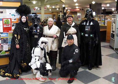 2014 0508 Star Wars Lego Book tour