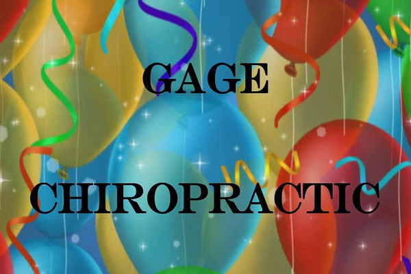 Gage Chiropractic 25th Anniv - 3/2010