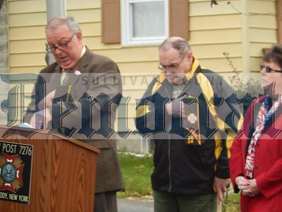 Long Eddy Veterans Day