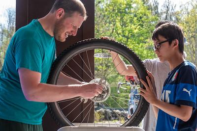 2018-05-05 Bike Repair Clinic