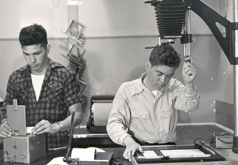 1948, Photography Class