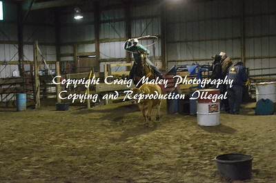 DOUBLE S INDOOR AREA ROPING