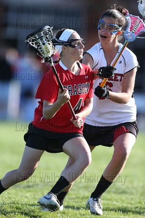 Lacrosse - Prep School Girls 2013