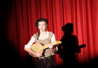 Once Upon A Mattress (Irina's play) - May 2010