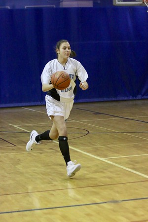 Sullivan West vs. Fallsburg Girls Basketball 1-7-19