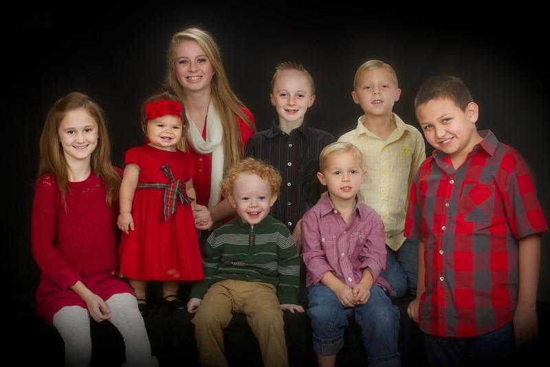 Page Family Portrait