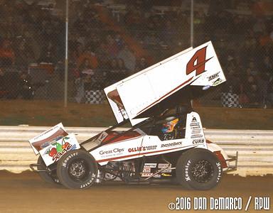 Lincoln Speedway - 3/26/16 - Dan DeMarco