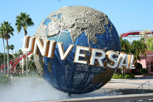 Universal Studios + Adventure Island
