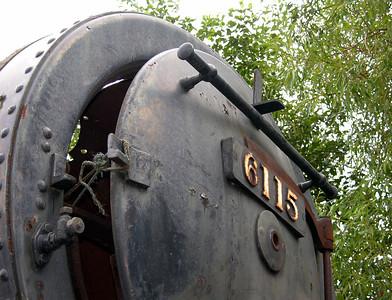 Crewe Railway Age, 2004